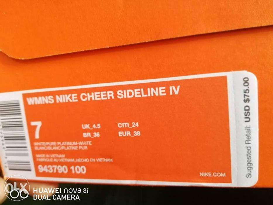 c7e0f1adab26 Nike Cheer Sideline IV in Cainta