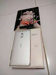 Nokia 6 4Gb/64Gb Fullset Like New Resmi