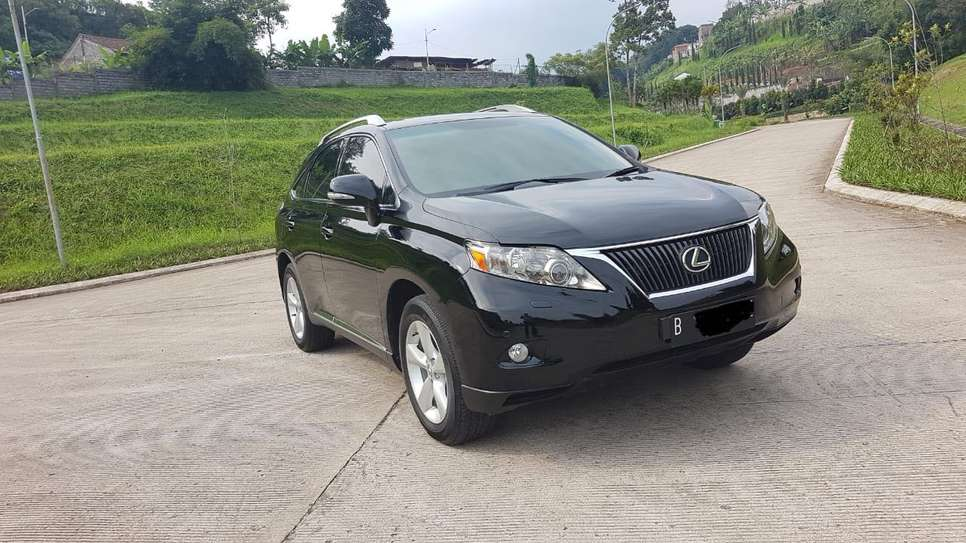 Lexus RX270 2011 HK Version Best Condition Ever Cimahi Kota 360 Juta #8