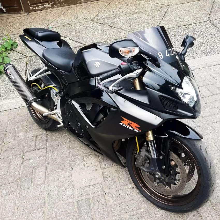 Suzuki Gsxr 600 >> Suzuki Gsxr 600 K7 Moge Motor Bekas 754114598