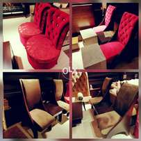 Stylishh chairs available 18000 each