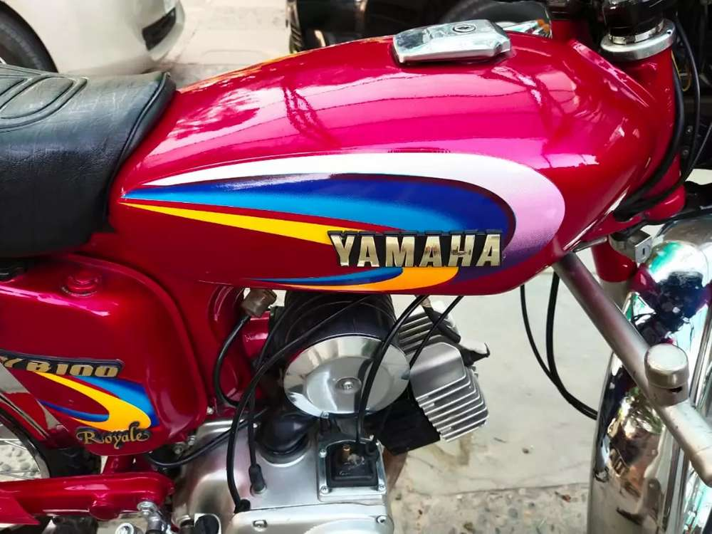Yamaha 100 Bikes Motorcycles For Sale In Pakistan Olx Com Pk