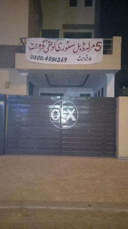 10 Marla Portation Available For Rent in Bahria town Lahore