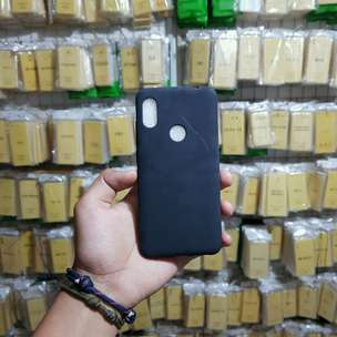 Case Midnight Blackmatte Xiaomi Redmi Note 6 Black Matte