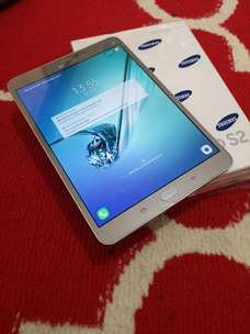 Samsung Tab S2 3/32 Gb ori sein Fullset Normal.