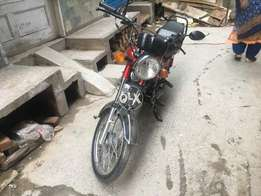 Unregistered Hi speed 2018 100cc Applied for