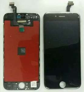 Ganti LCD IPHONE 6 Plus Hitam Fullset