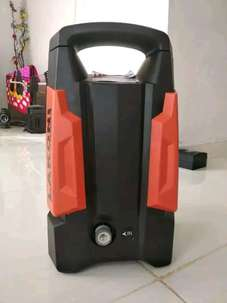 Mesin Jet Cleaner / steam cuci motor/mobil like new