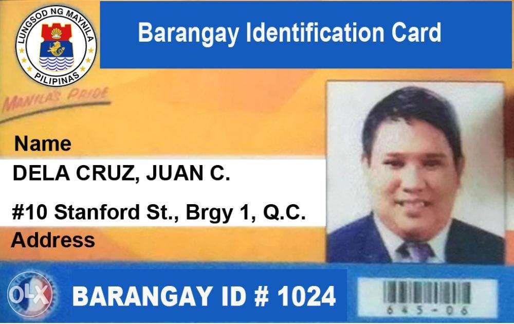 Card - Election City Quezon Manila Printer Id Pvc Metro In Membership Olx ph ncr