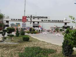 35x70 Plot For Sale In Block D B17 Islamabad