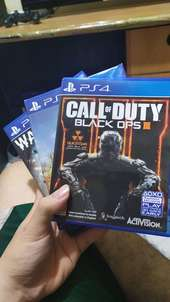 PS4 CALL OF DUTY black ops 3 mulus 95 persen