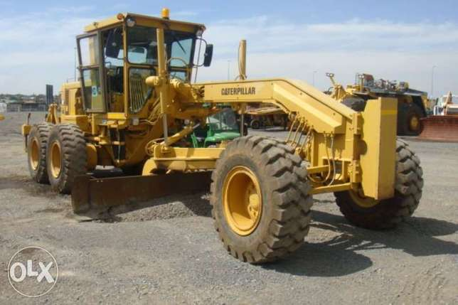 caterpillar Motor Grader for Rent