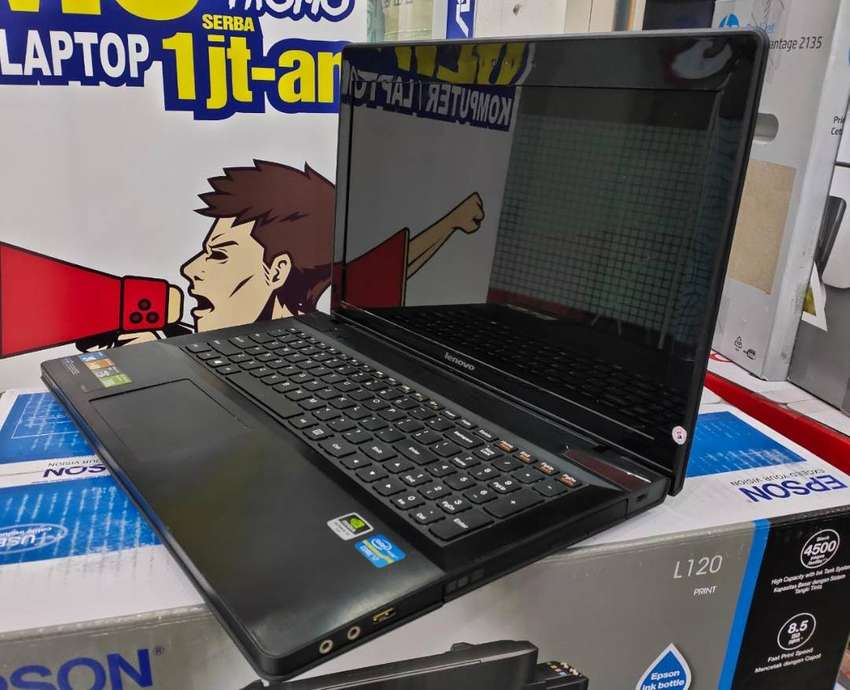 Laptop Lenovo Ideapad Y500 Core I7 Ram 8 Komputer 801594695