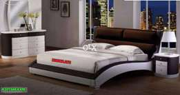 A New style Bed with dressing __Khawaja's Fix price