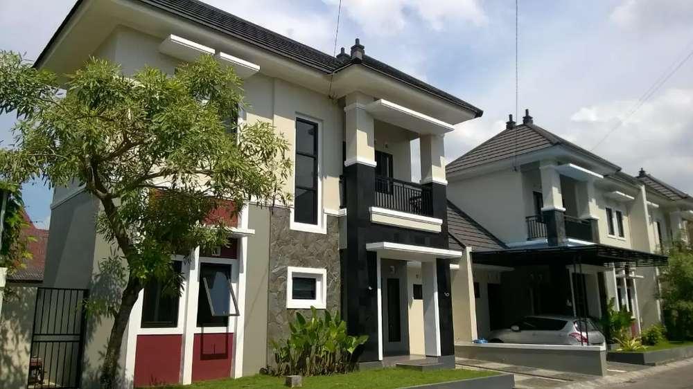 Rumah Minimalis 2 Lantai 100 Jutaan  dijual semarang tembalang rumah minimalis 2 lantai strategis