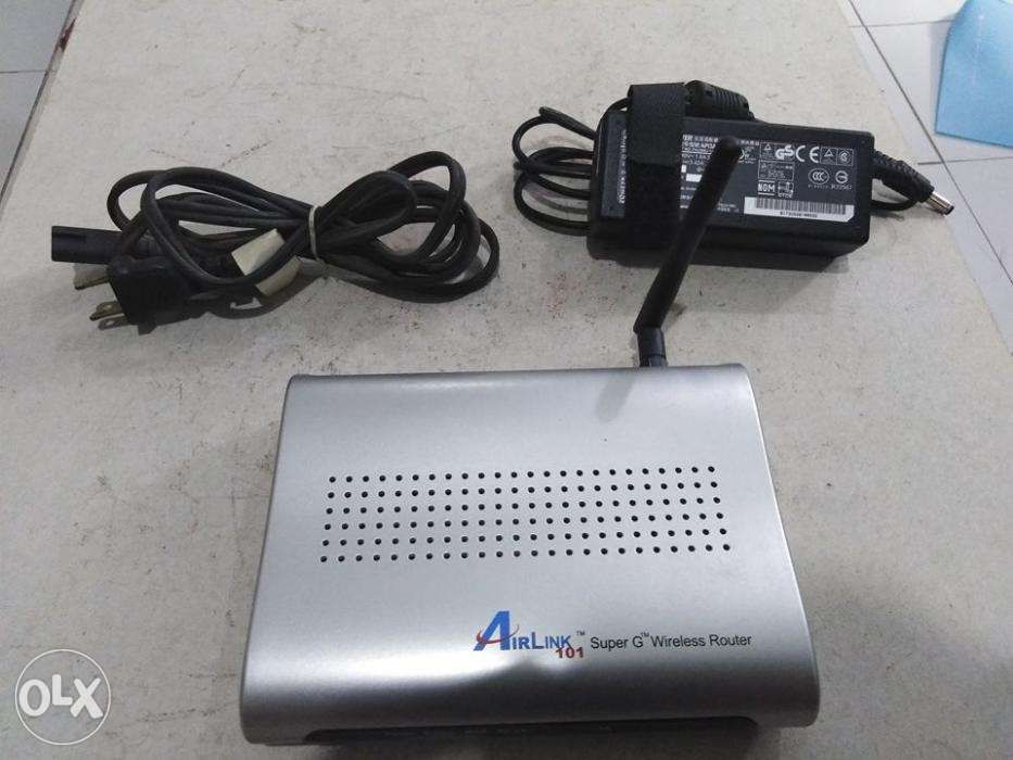 AIRLINK SUPER G 101 DRIVER FOR WINDOWS MAC