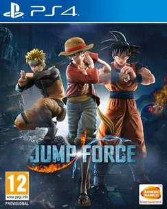 jump force game ps 4