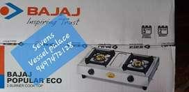 f8ff1ab30 Bajaj 2 Burner Gas stove(New~Unboxed)