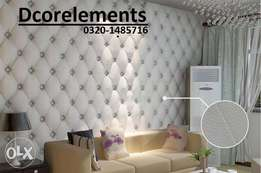 Call me for WALLPAPER and give a gorgeous look in