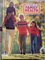 A guide to family health book