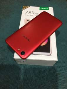 OPPO A83 2018 Mulus