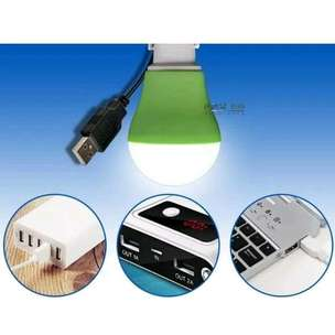 Lampu Bohlam Usb Emergency 5 Watt