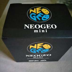 neogeo mini, 40th annivesary