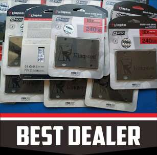 SSD Kingston 240gb premium super cepat lawanya samsung evo