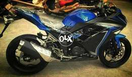 Shaukat Autos Proudly Offers Brand new imported sports bike 250CC