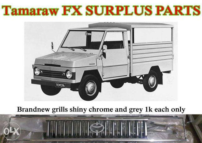 Toyota Tamaraw Fx Surplus Parts Injection Pump Turbo Cylinder Head Etc In La Trinidad  Benguet