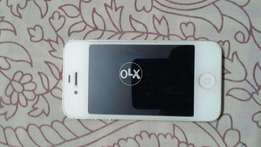 iphone 4s 9/10 Condition white colour
