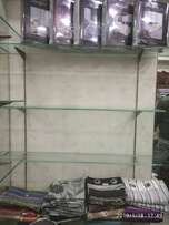 Glass Shelves Only 500 Per Piece