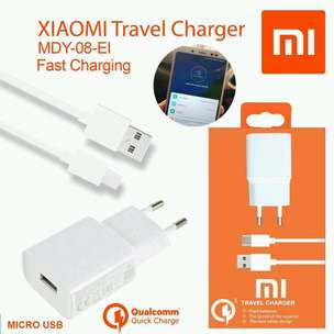 Charger Xiaomi 2.5A 9V Fast Charging QC 2.0 & 3.0 ORIGINAL 100%