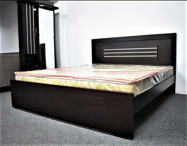 Complet 4 Psc Bed Room In Silver T Patti Design J 198 Aiwah Pakistan
