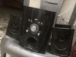 Used, Home theater 4.1 aux,remo... for sale  Faridabad