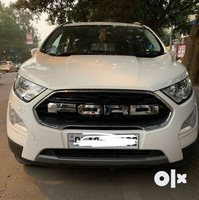 Ford Ecosport  Front Ford Grill No Need To