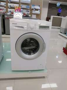 KREDIT Mesin Cuci Front Loading Sharp DP 200rb Saja