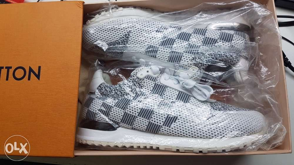 21ad5184f910 Louis Vuitton Run Away Sneakers Mens in Mandaluyong
