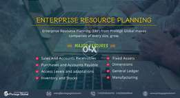 An ERP Software Solution For Sale For Sale