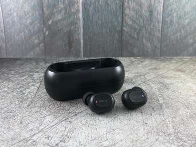 Bluetooth QCY T1 Earphone With Docking Charging BEST SELLER Original