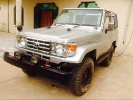 RkR land cruiser 1990