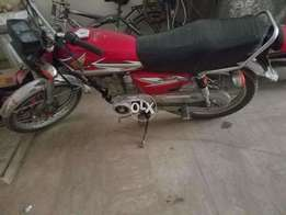 Honda 125 Neat Condition each n everything perfect