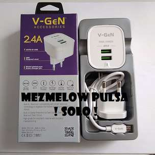 charger vgen 2a fast charger