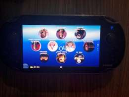 PS Vita With 29 Games