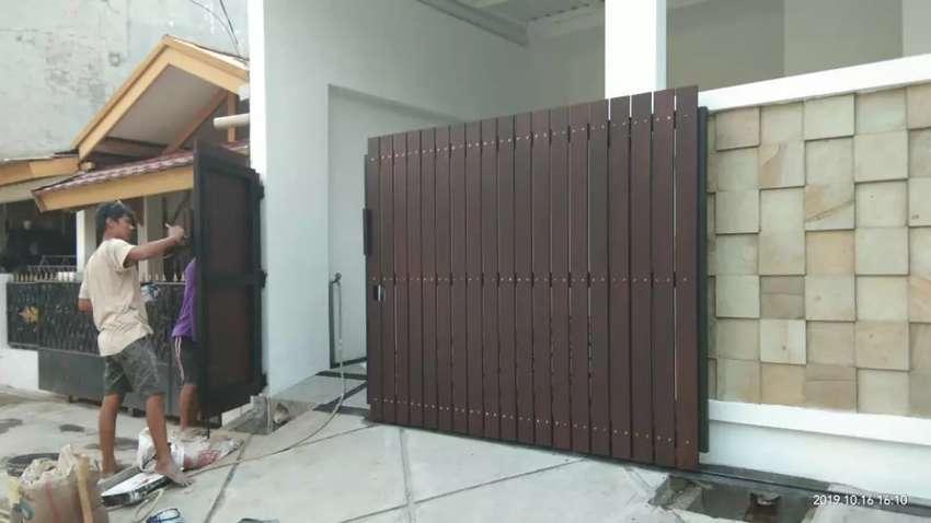 Pagar Grc Rumah Minimalis 77 Konstruksi Dan Taman 761202869