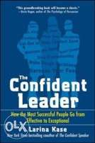The Confident Leader Book