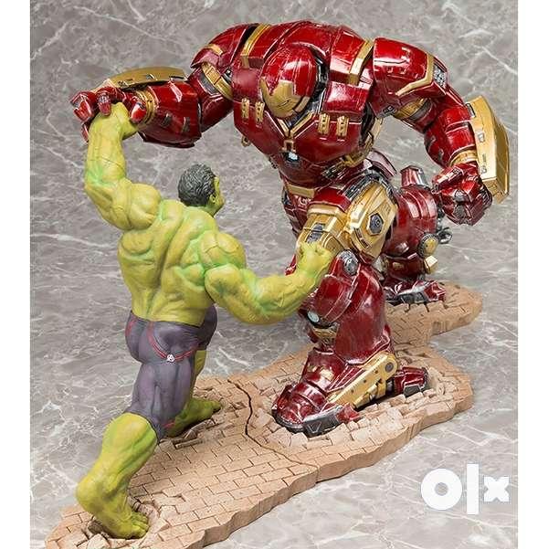 Statue Kotobukiya Avengers Age of Ultron Hulkbuster ArtFX