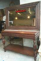 Brand new wooden console .KHAWAJA's Special _Sale offer