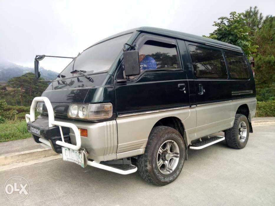 827a421bc4 Mitsubishi Delica 4x4 in Baguio