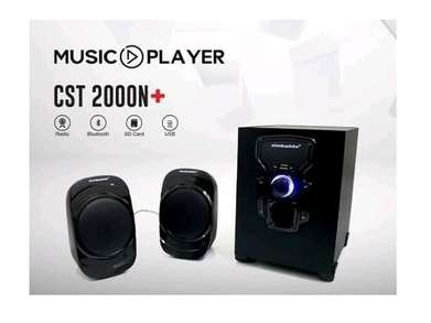 Simbadda Music Player CST 2000 N+